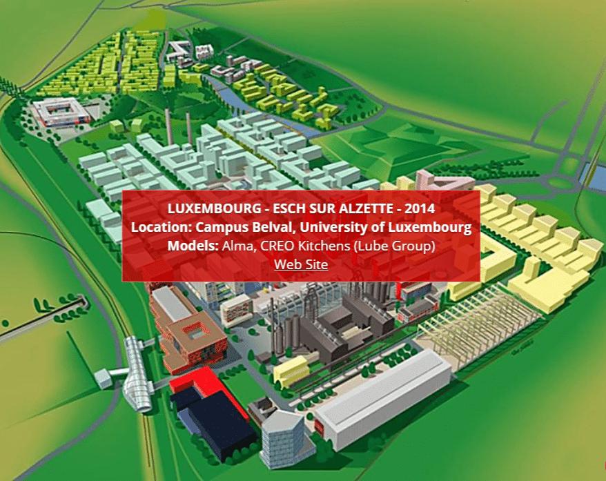 Luxemburg Projekt