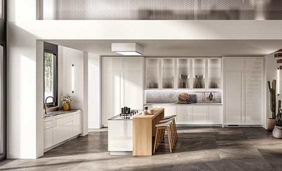 Carattere moderne Küchen